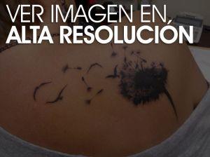 Fotos-de-tatuajes-de-dientes-de-leon-7